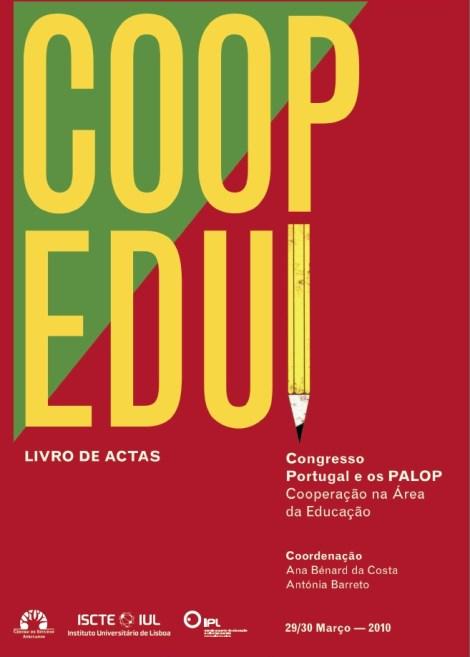 COOPEDU — Congresso Portugal e os PALOP Cooperação na Área da Educação