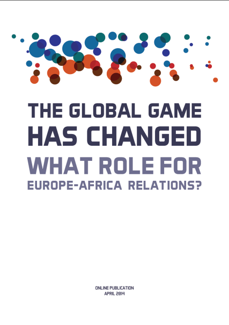 The Global Game has changed: What Role for Europe-Africa Relations?