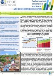 Evaluaciones de desempeño ambiental