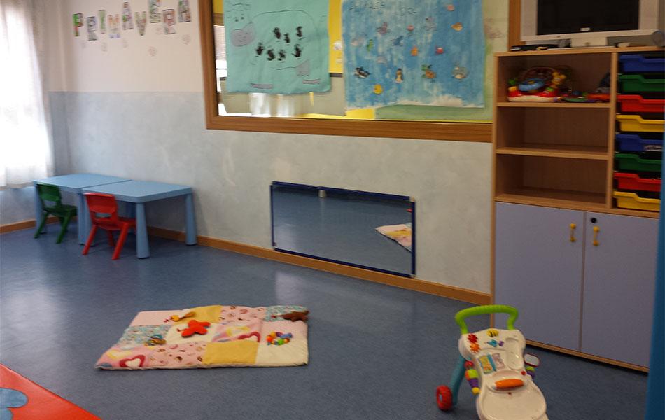 Instalaciones del Centro de Educacion Infantil Dulces, en Alhaurin el Grande, Málaga
