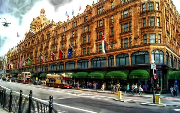 Harrods - Scottish Goods Opening Times Hours