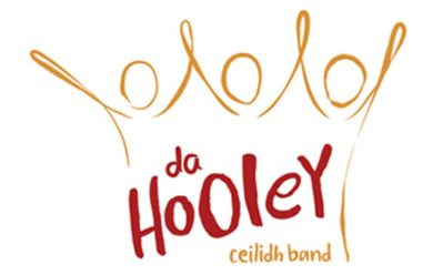 Da Hooley ceilidh band logo
