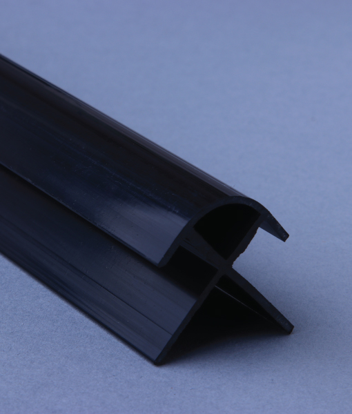 External Black Extrusions