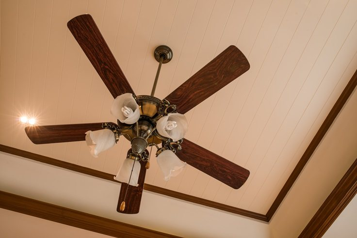 How To Install A Ceiling Fan With No Wiring