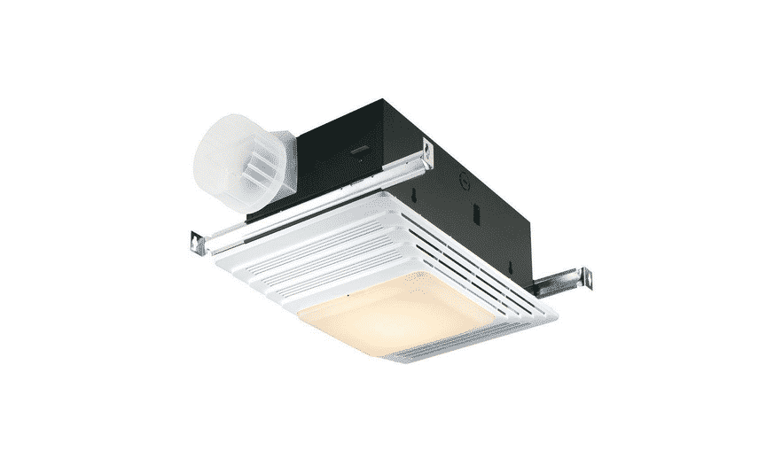 Broan 655 Heater Bath Fan With Light Combination Review