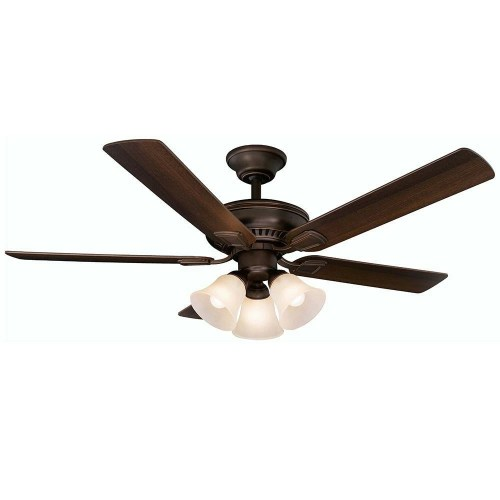 small resolution of hampton bay campbell mediterranean bronze ceiling fan with remote control manual