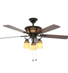 hampton bay alicante natural iron ceiling fan manual [ 1000 x 1000 Pixel ]