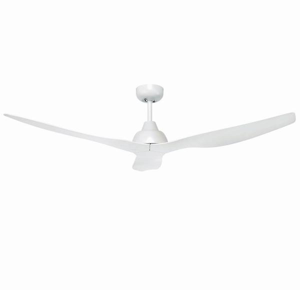 Bahama DC Ceiling Fan 52 in White
