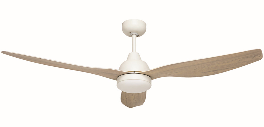 """Bahama Ceiling Fan DC with LED 52"""""""