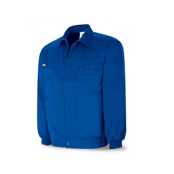 cazadora uniforme azulina