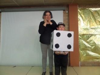 Álvaro de 3ºA de primaria