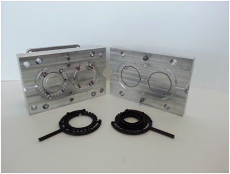 CEI TECH Injection Molding with Mold - Cutting Edge Industrial