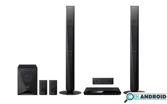 Home theater wireless terbaik