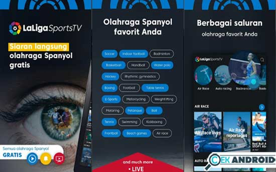 aplikasi live streaming bola