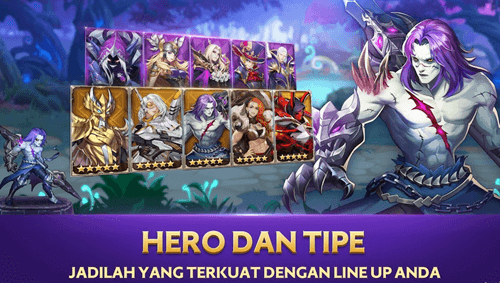 Download Mobile Legends Adventure Mod Apk
