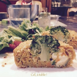 clafoutis brocoli