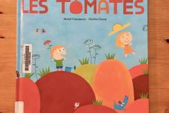 livre sur les tomates