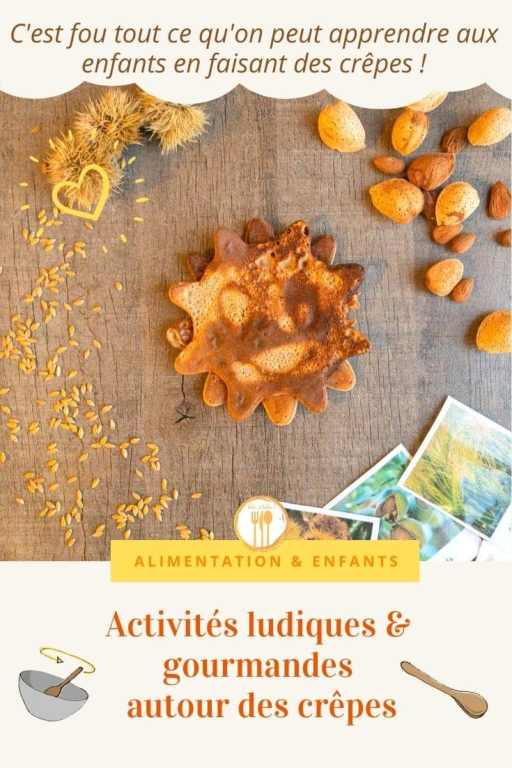 activités ludiques et gourmandes autour des crêpes