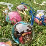 Chocolat fait-maison pour un Pâques zéro déchet avec les enfants