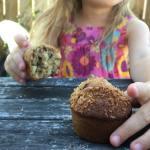 Muffins sains et gourmands pour le goûter des enfants