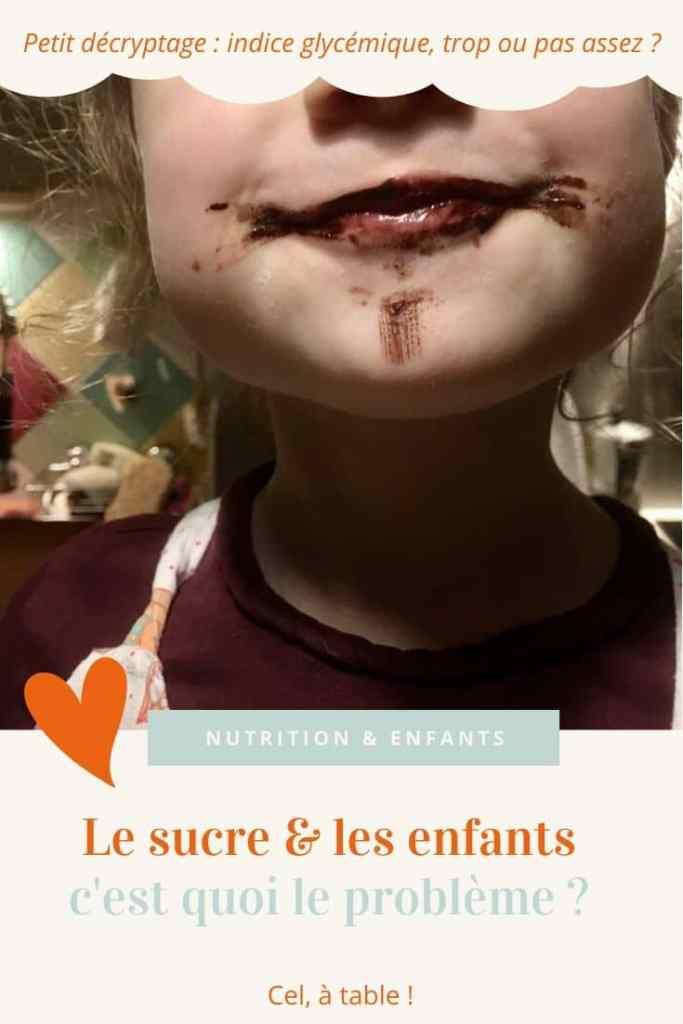 Le sucre et les enfants : c'est quoi le problème ?