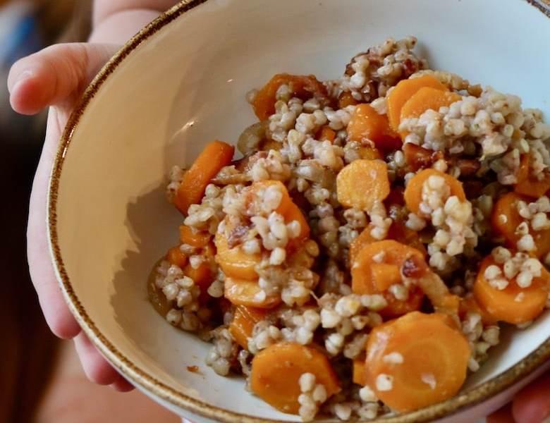 fondue carottes félicie