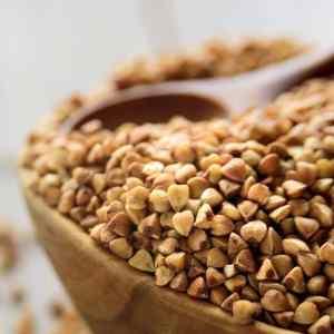 céréale : sarrasin