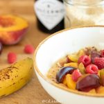 Un petit-déjeuner fruité : mon Miam-o-fruits du quotidien