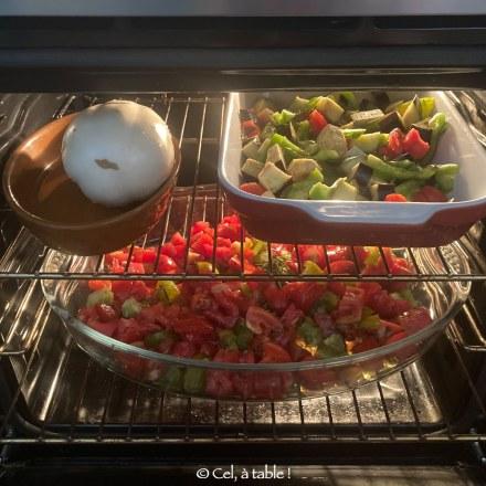 optimiser les cuissons au four