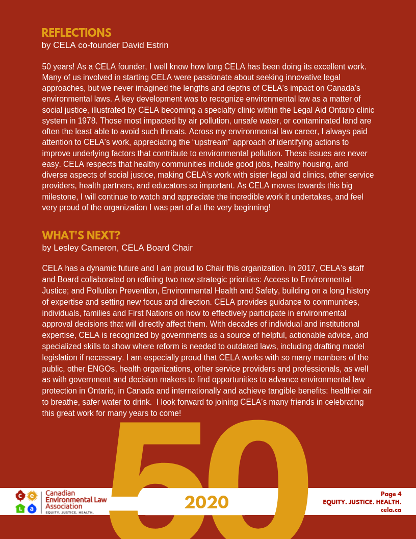 50th Anniversary, page 4