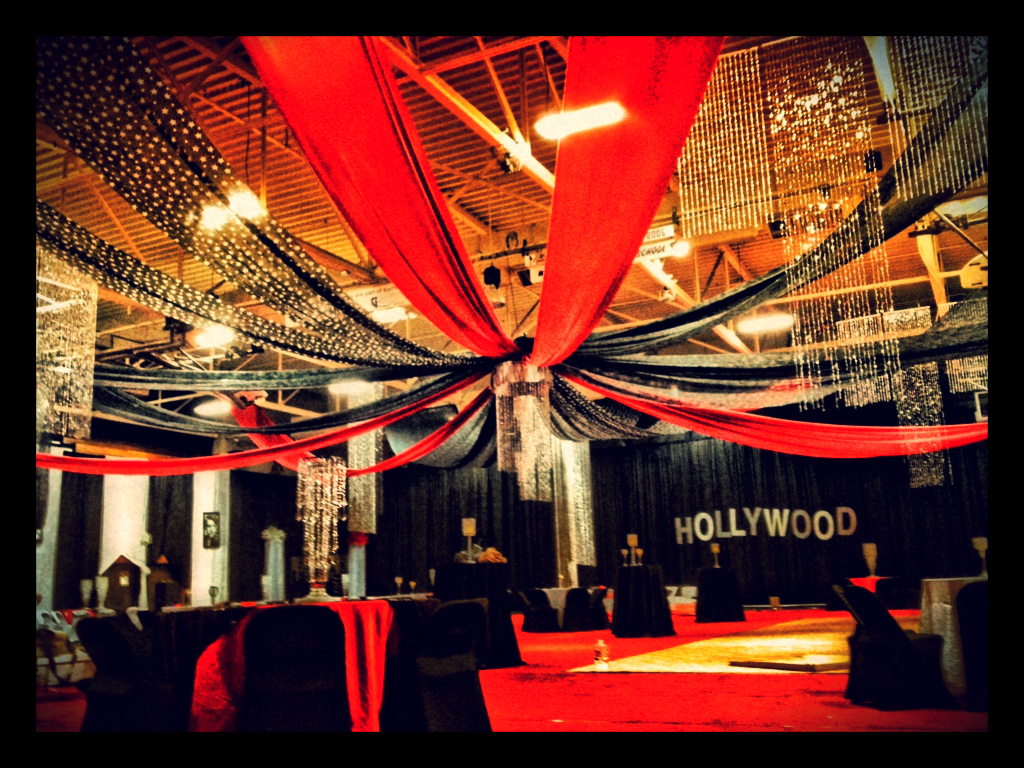 High School Goes Hollywood For Prom  Celadonevents