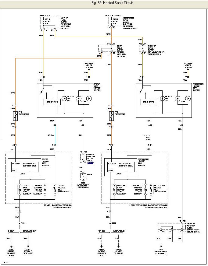 Gm Power Seat Wiring Diagram Diagram Data Schema