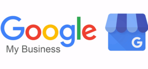 Icon of Google My Business.