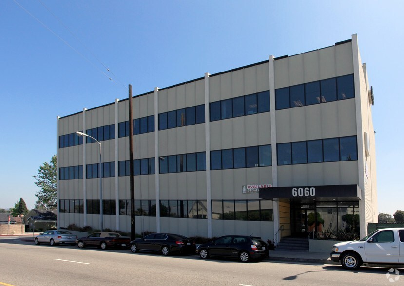 Exterior image of Celador Media at 6060 W Manchester Ave.