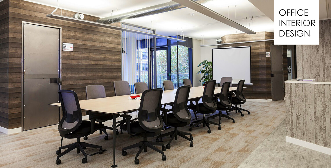 Office Interior Design Ideas From Leading Office Fit Out Company In Dubai