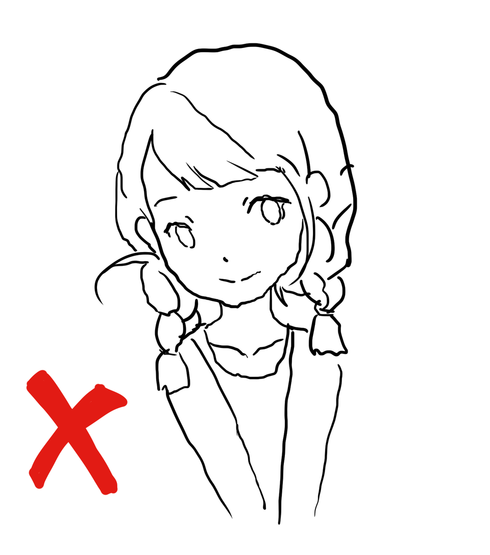 How to Make: Smooth and Thin Lineart [Draw Manga with