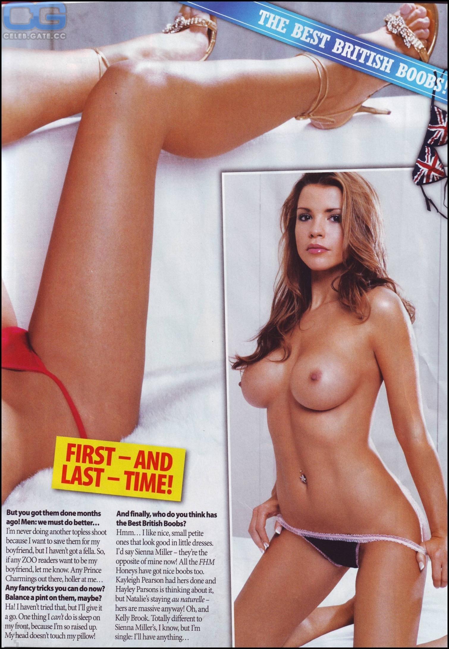 Tanya Robinson  nackt
