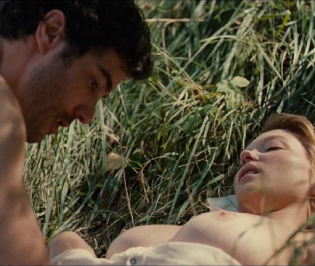 Lea Seydoux Sex Scene