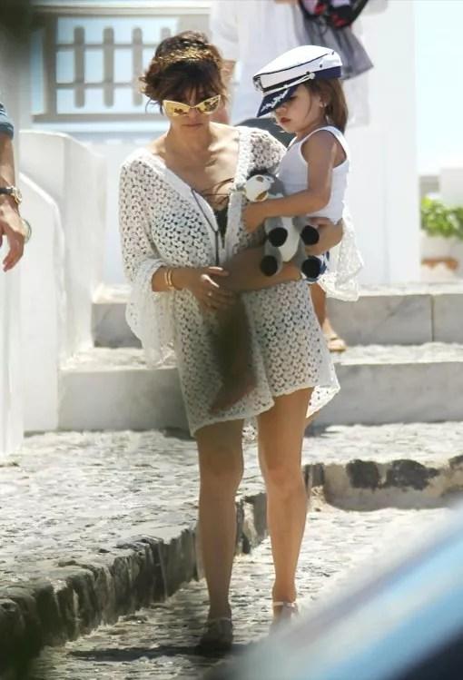 Kardashians  Jenners Take A Catamaran Boat Trip  Celeb