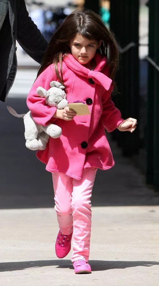 Cute Baby Princess Wallpapers Is Suri Cruise Starting Her Own Fashion Label Celeb