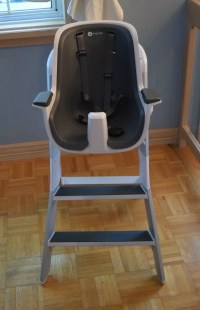 4moms High Chair Review | Celeb Baby Laundry