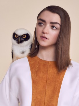 Maisie Williams InStyle UK April 2016 HQ 5