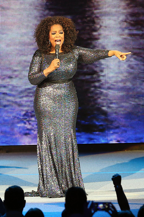 Oprah Weight Loss Surgery : oprah, weight, surgery, Oprah, Winfrey, Kirstie, Alley, Weight, Scams, Revealed?, Celeb, Dirty, Laundry