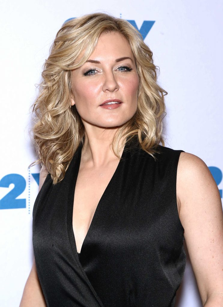 Amy Carlson at the Blue Bloods 150th Episode Celebration