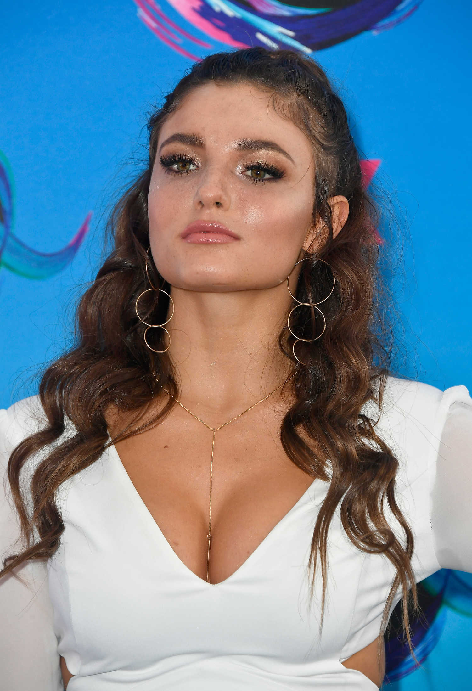 Jade Chynoweth at 2017 Teen Choice Awards in Los Angeles