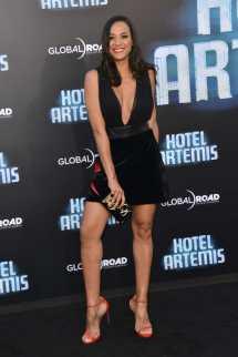 Dania Ramirez Hotel Artemis Premiere In Westwood
