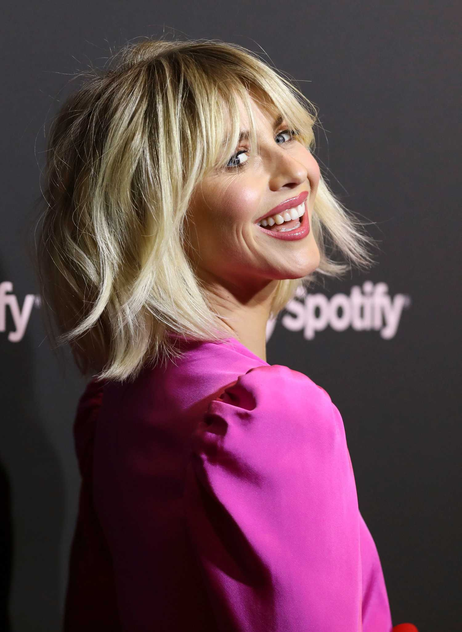Julianne Hough Attends Spotify Best New Artist 2019 Event