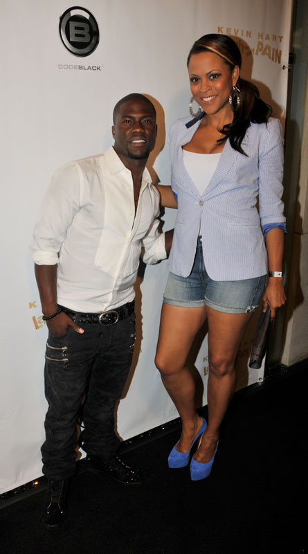 Shaquille O Neal Wife Height : shaquille, height, Shaunie, O'Neal, Height