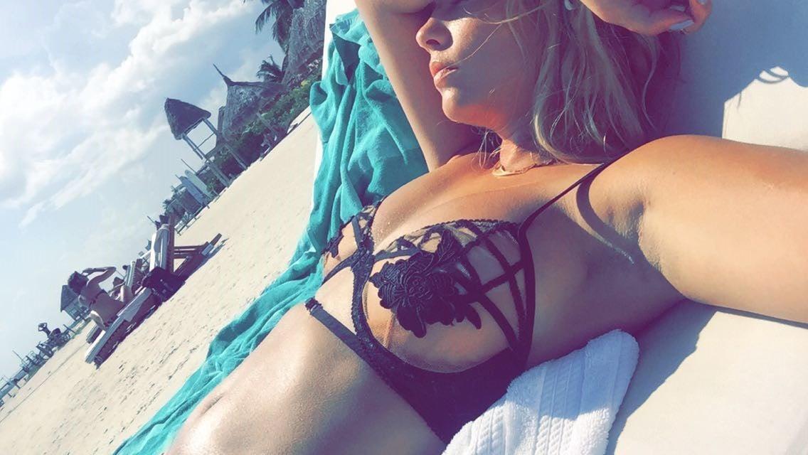 Ashley Benson See Thru Nipples & More Bikini Pics