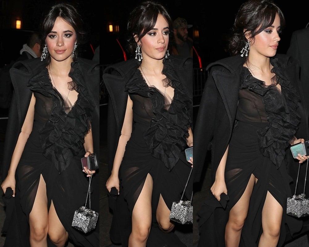 Camila Cabello Nude Photo Scandal